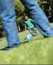 enfant ballon